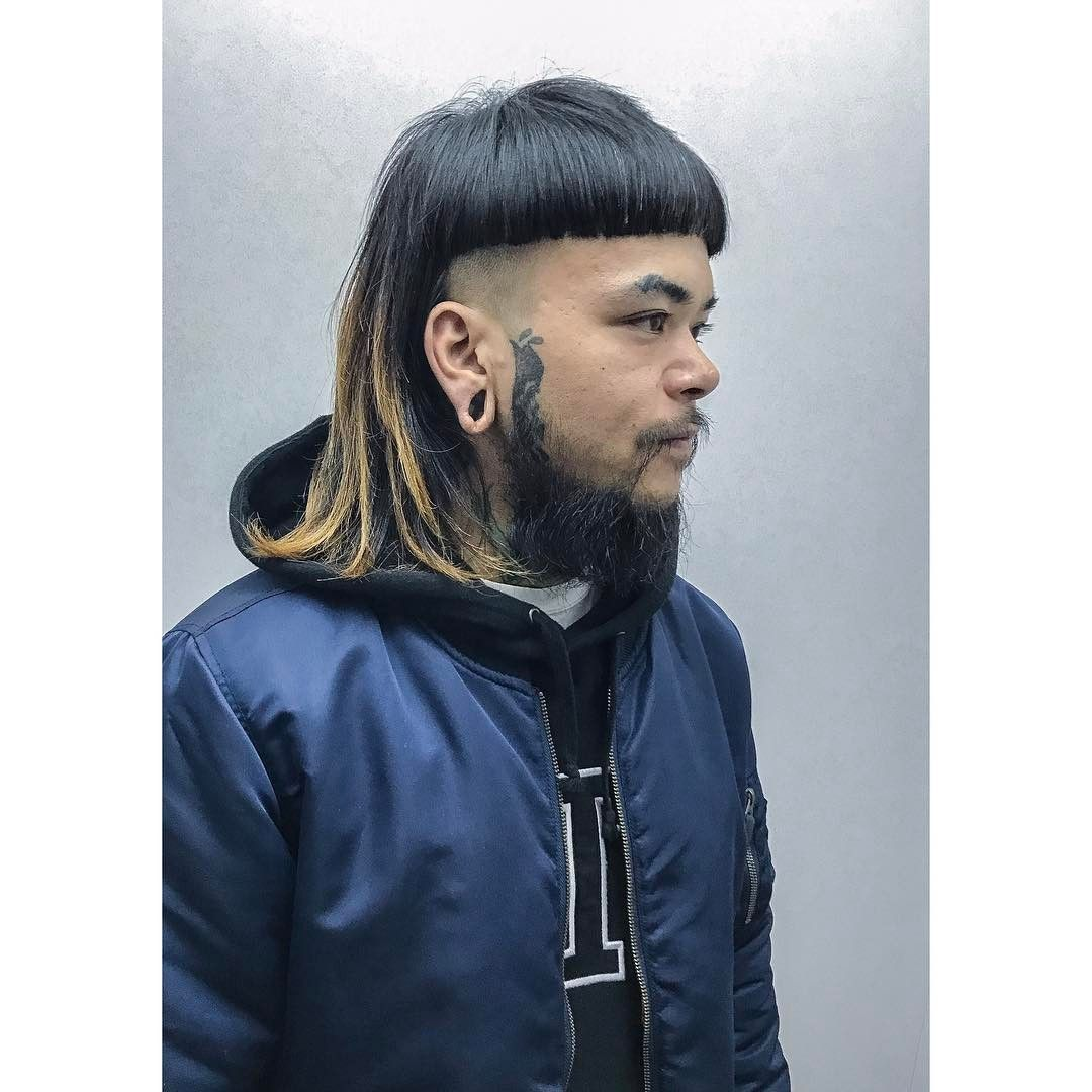 Nice Upscale Mullet Haircut Styles Express Yourself CREATIVE