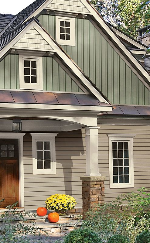 Rye D7 Cypress Board And Batten House Paint Exterior Exterior Paint Colors For House Exterior House Colors