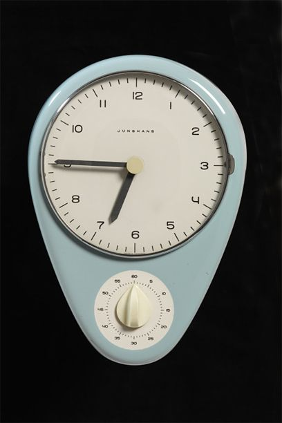 Max Bill Kitchen Clock 1953