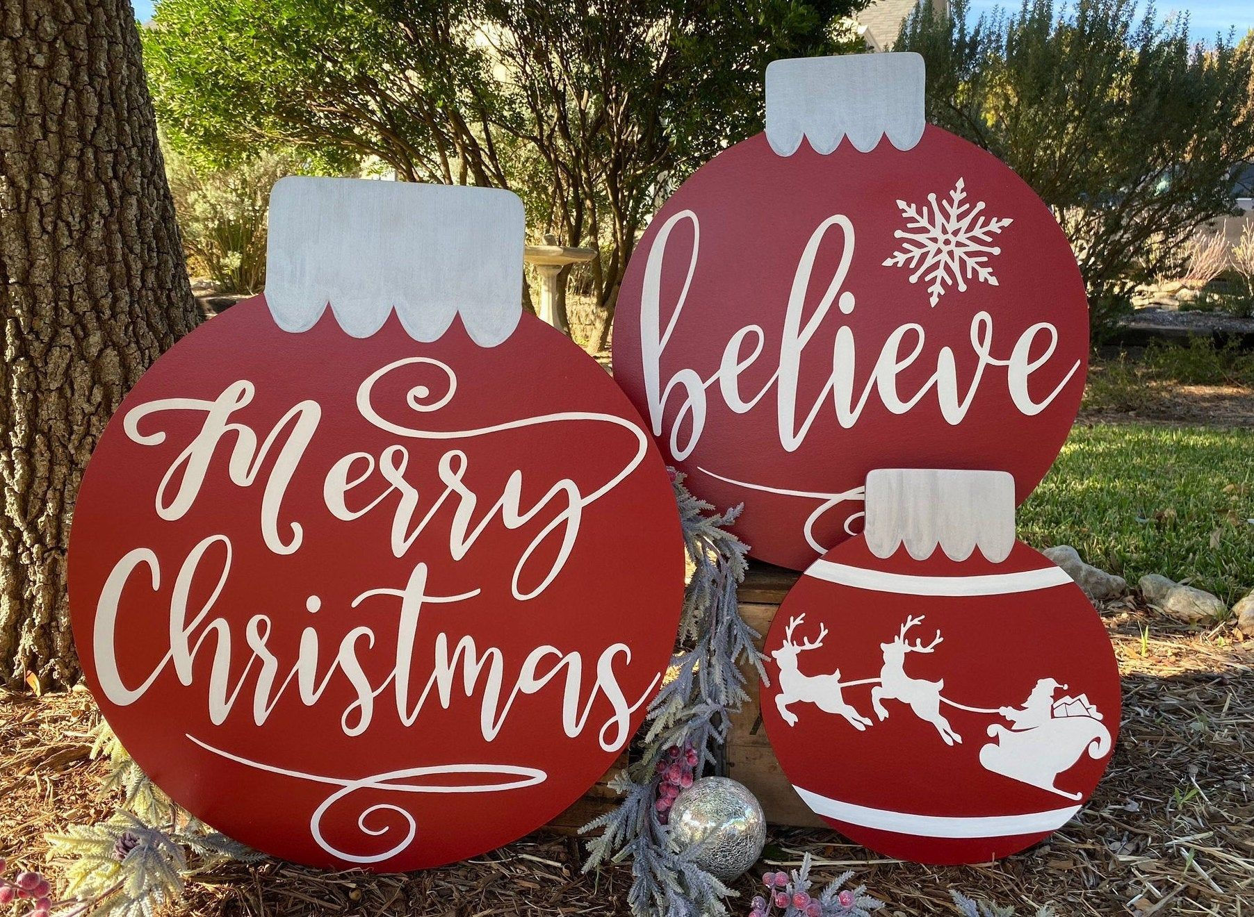 49++ Homemade christmas yard decorations ideas