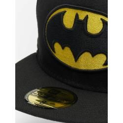 Photo of New Era Fitted Cap Männer,Frauen Character Basic Batman 59Fifty in schwarz New EraNew Era