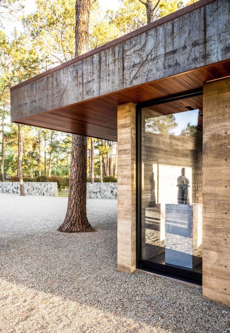 Traumhäuser Glas Am Haus Für Naturverbundenes Wohnen