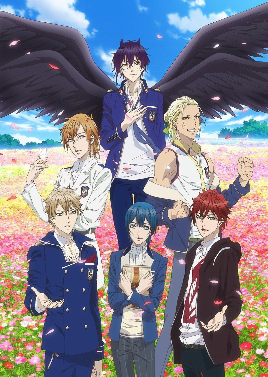 Dance with Devils My Carol (OHHHHH IM SO STOKED) Anime