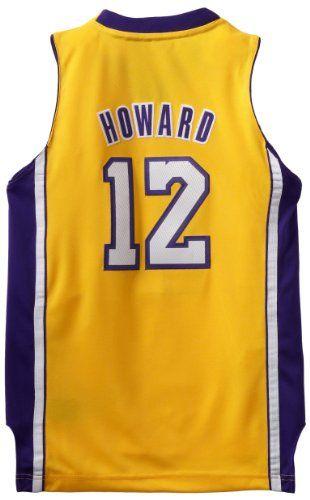 Dwight Howard Los Angeles Lakers Swingman Jersey  05dd27023