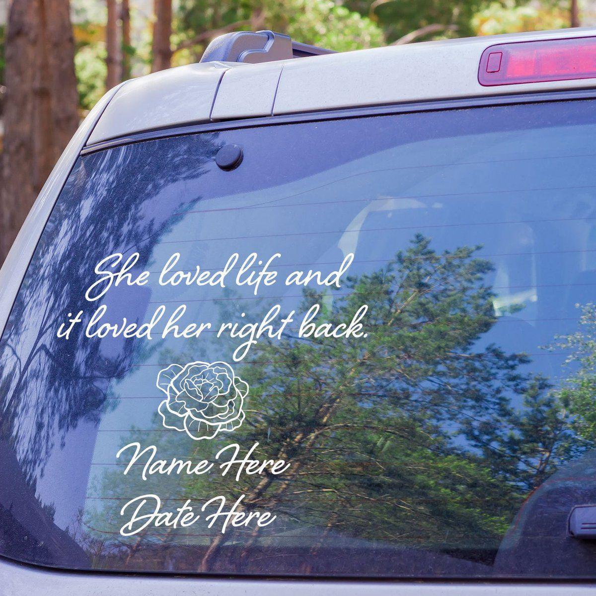 In Loving Memory Car Decal Buffalo Ny Custom Designed For Free Yay Supply Co Loving Memory Car Decals In Loving Memory Memories [ 1200 x 1200 Pixel ]