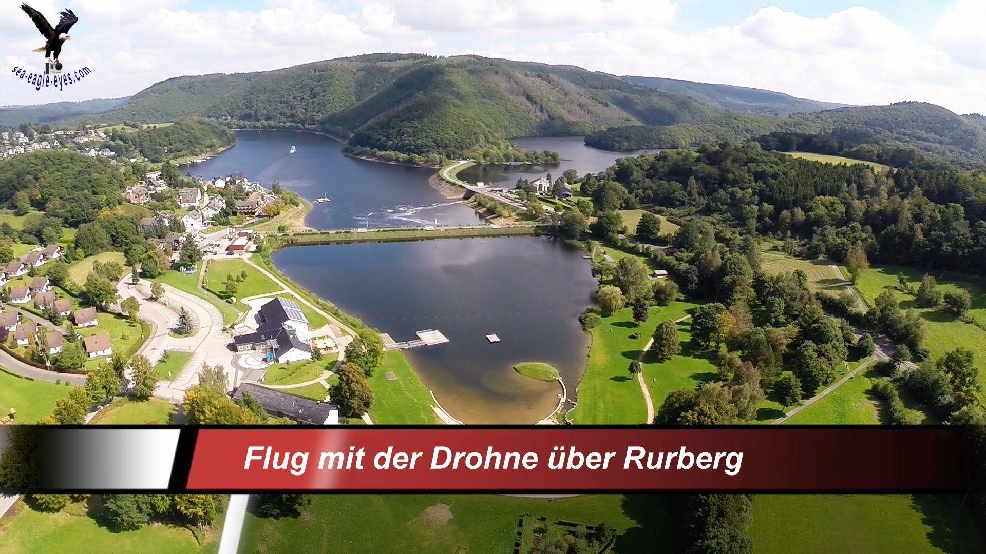 Rurberg aus der Vogelperspektive . Dank eines unserer Gäste. Vielen Dank dafür auch noch Mal Herr Kittel ! :-)