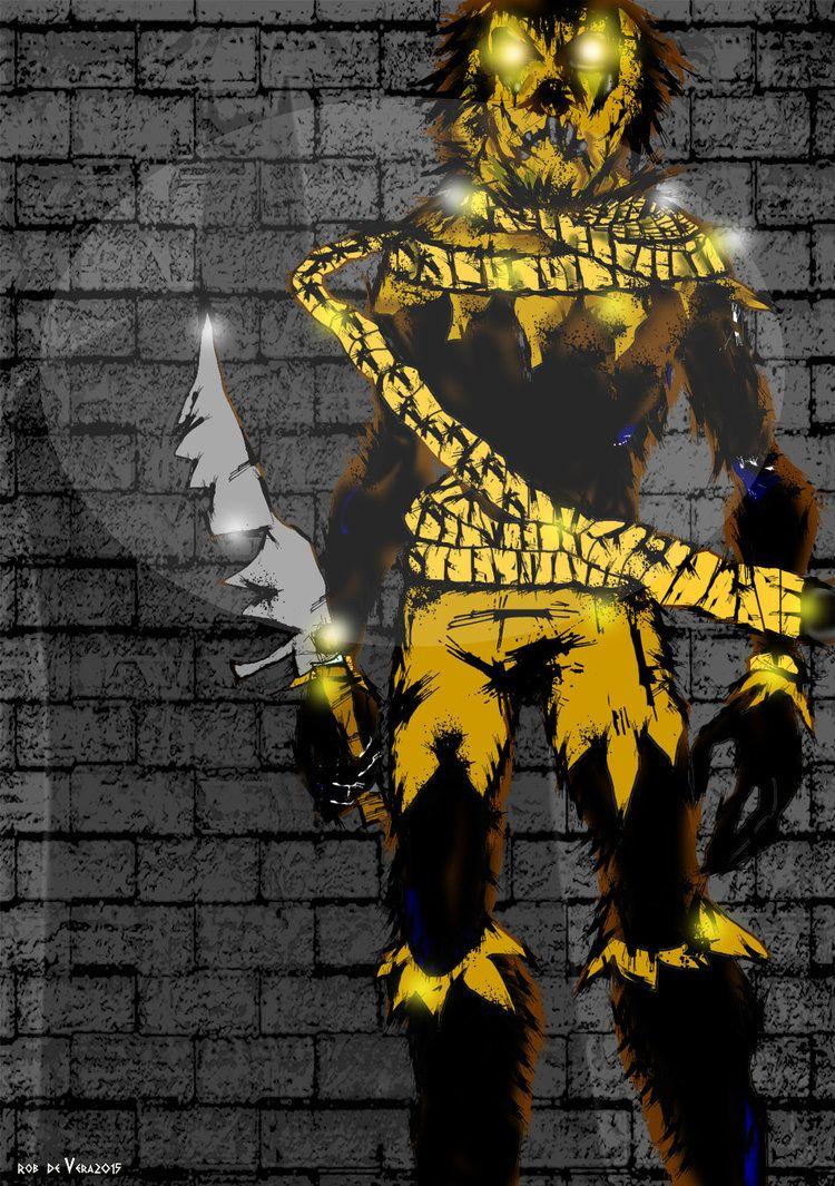 Scarecrow Cornered by rob8zero8.deviantart.com on @DeviantArt