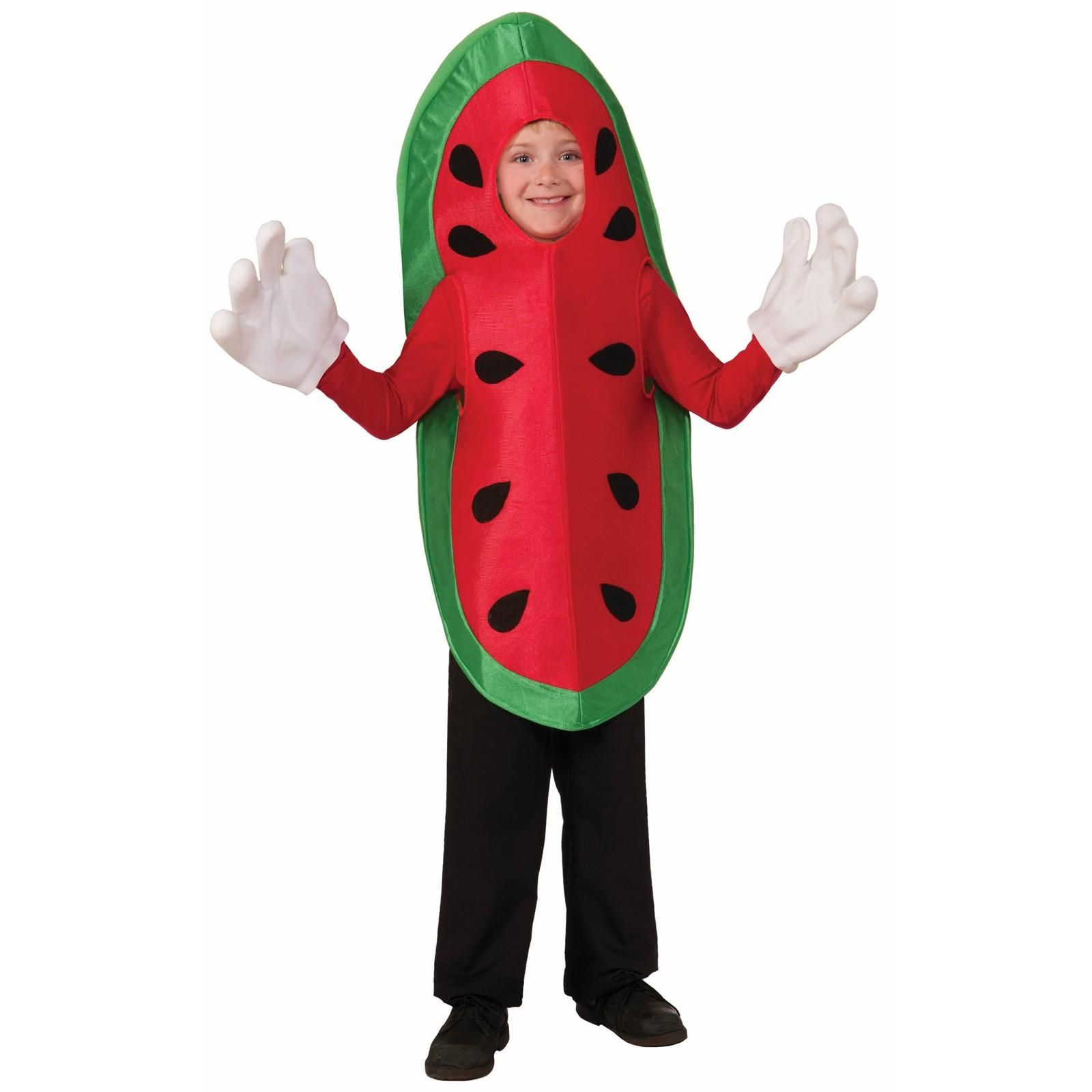 Childrens Watermelon Costume | Holidays | Pinterest | Watermelon ...