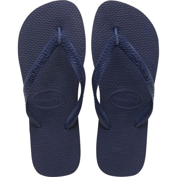 d50d3010ae530 HAVAIANAS Top flip-flops ( 18) ❤ liked on Polyvore featuring shoes ...