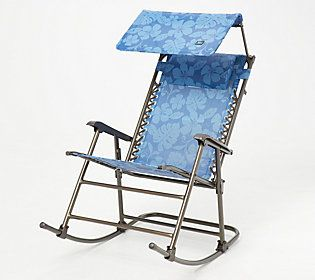 Fantastic Bliss Hammocks Foldable Rocking Chair With Headrest And Squirreltailoven Fun Painted Chair Ideas Images Squirreltailovenorg