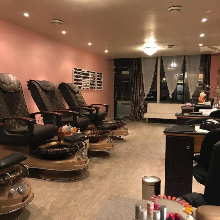 41 Black Owned Nail Salons SHOPPE BLACK Nail salon