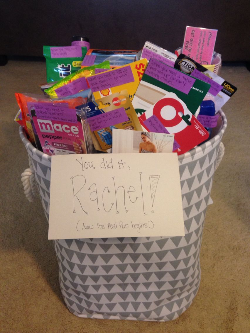 Pics photos funny college survival kit ideas - Freshman Year Of College Survival Kit