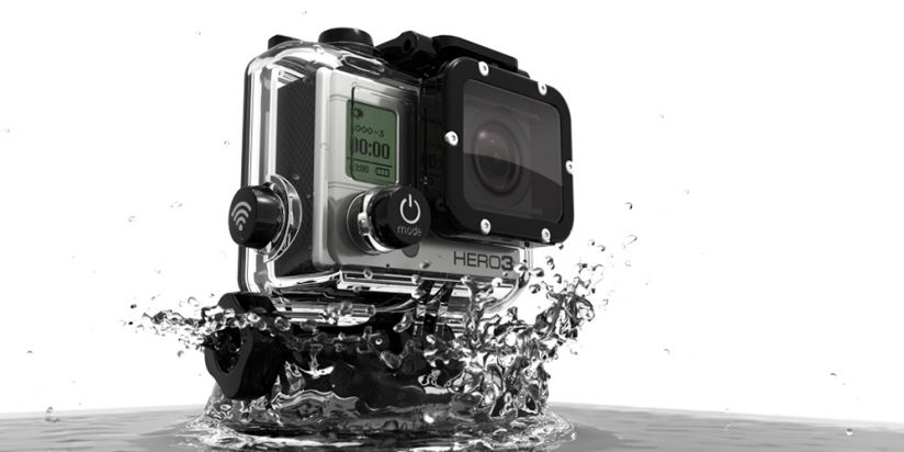 GoPro | Merging ruggedness with organized simplicity