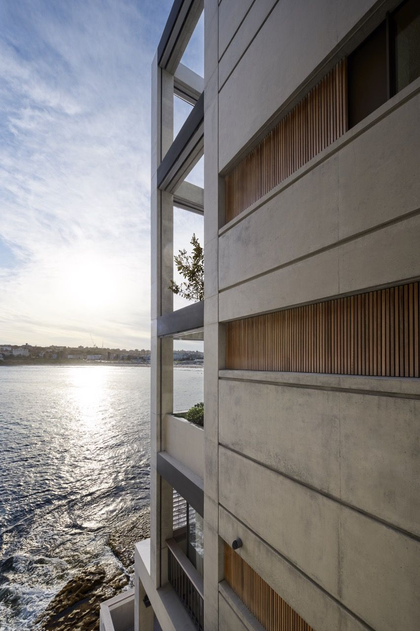Tobias Partners Deepwater House Architect Beach Design Architecture