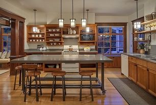 recessed lights and pendants like everyone else in the world