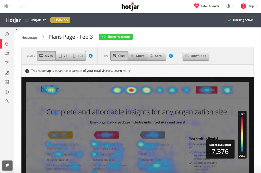 Hotjar is a new and easy way to truly understand your web and mobile - spreadsheet free download for mobile