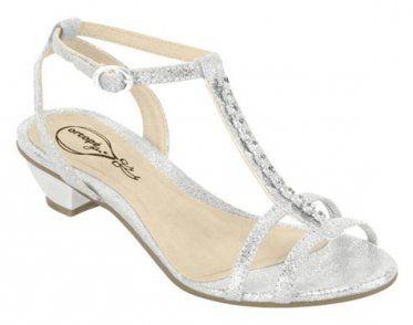 8d2b1cbb5 Celeste T-Straps sapatos cor prata salto baixo Sandalia Prata, Sandalia  Salto Baixo,