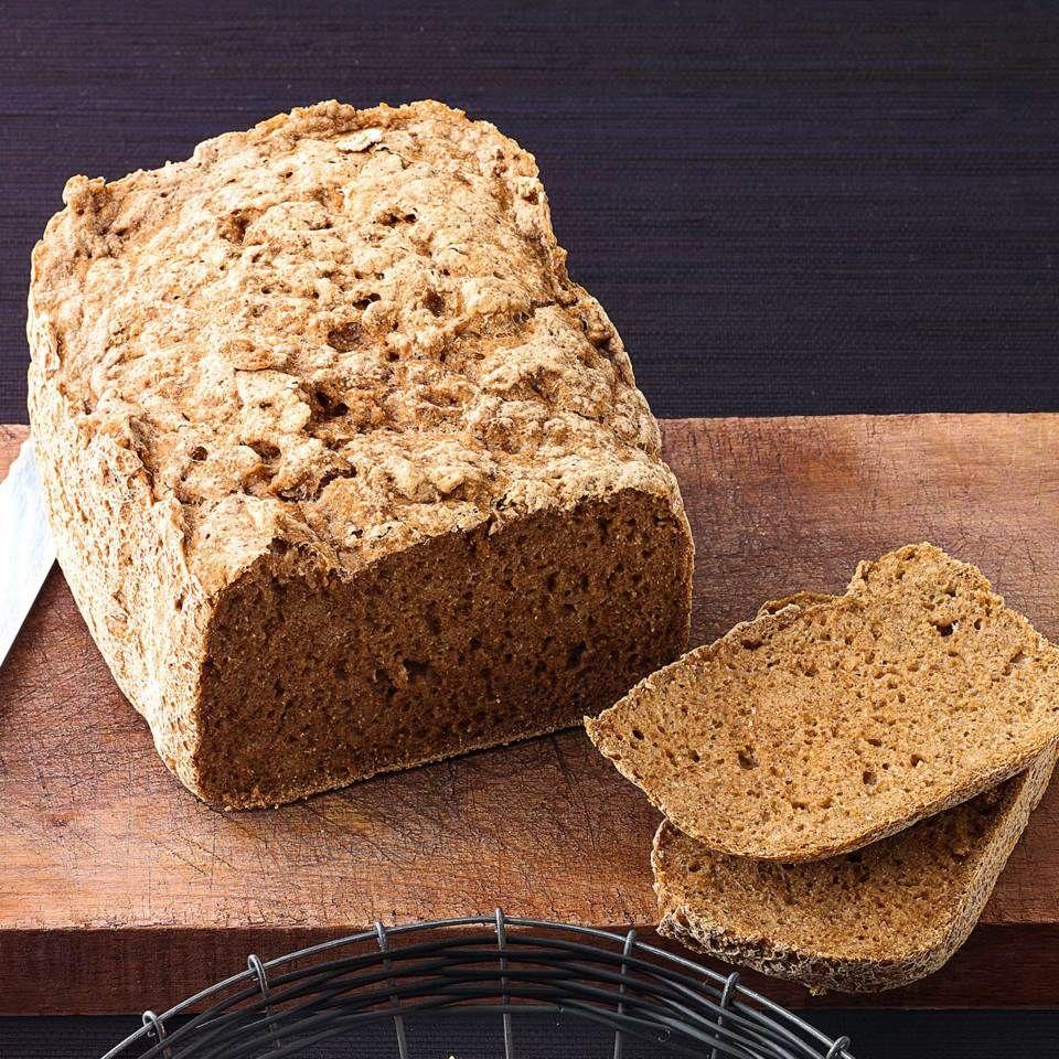 Landbrot Fur Backautomaten Rezept Brot Backen Brot Rezepte Backautomat Und Brot Backen Rezept