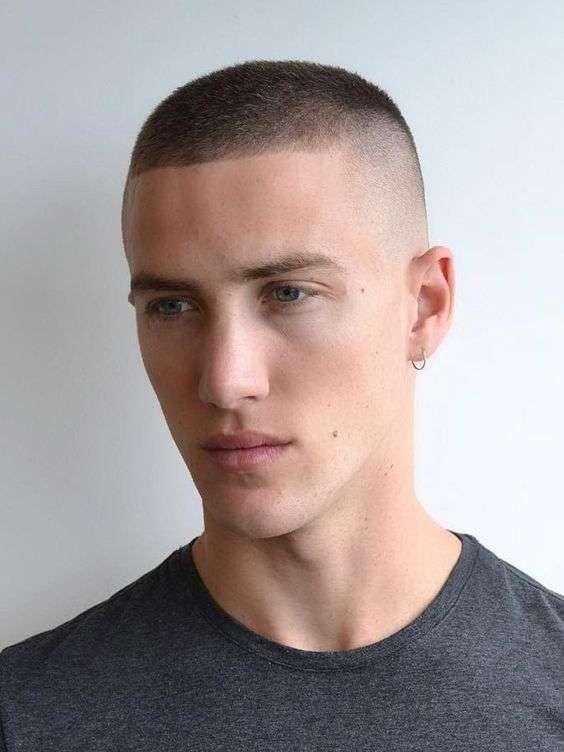 Tagli capelli uomo 2018 , Taglio rasato uomo