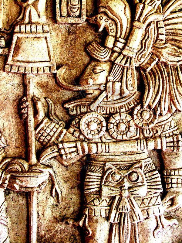 Mayan Carving 1 By IseePhotosdeviantart On DeviantART