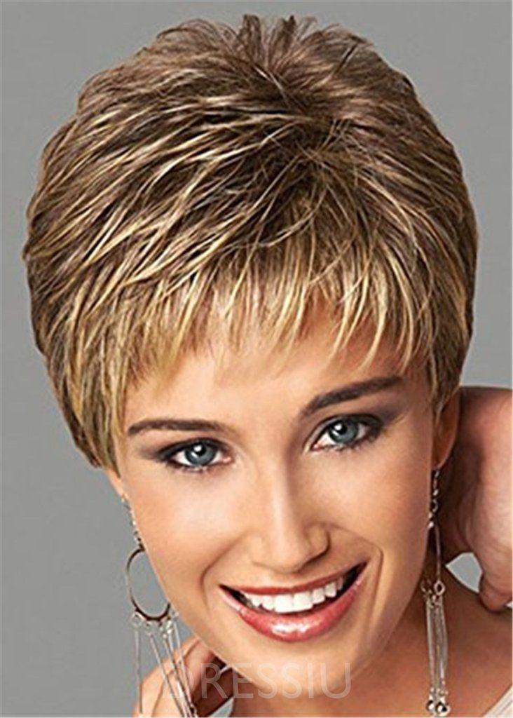 epingle sur styles de cheveux courts