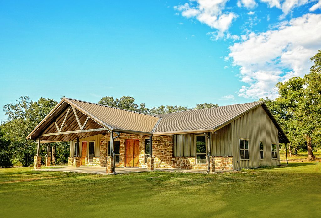 Untitled Metal House Plans Barn Style House Metal Building Homes