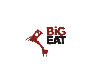Weird Food Logo 4