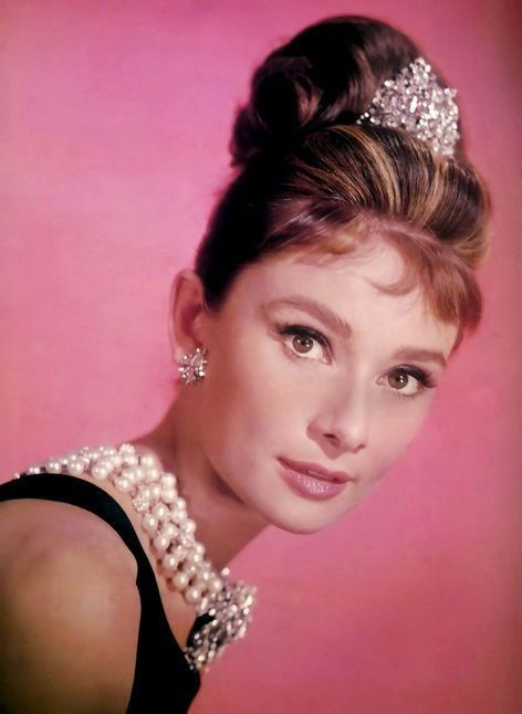 Audrey as Holly Golightly in 'Breakfast At Tiffany's' (1961)