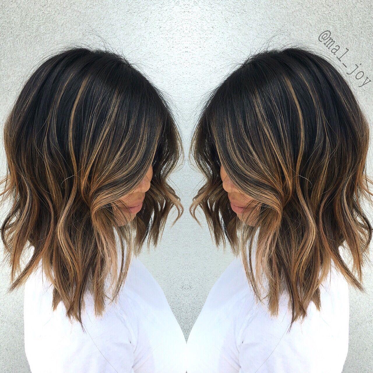 Lob haircut