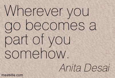 --Anita Desai