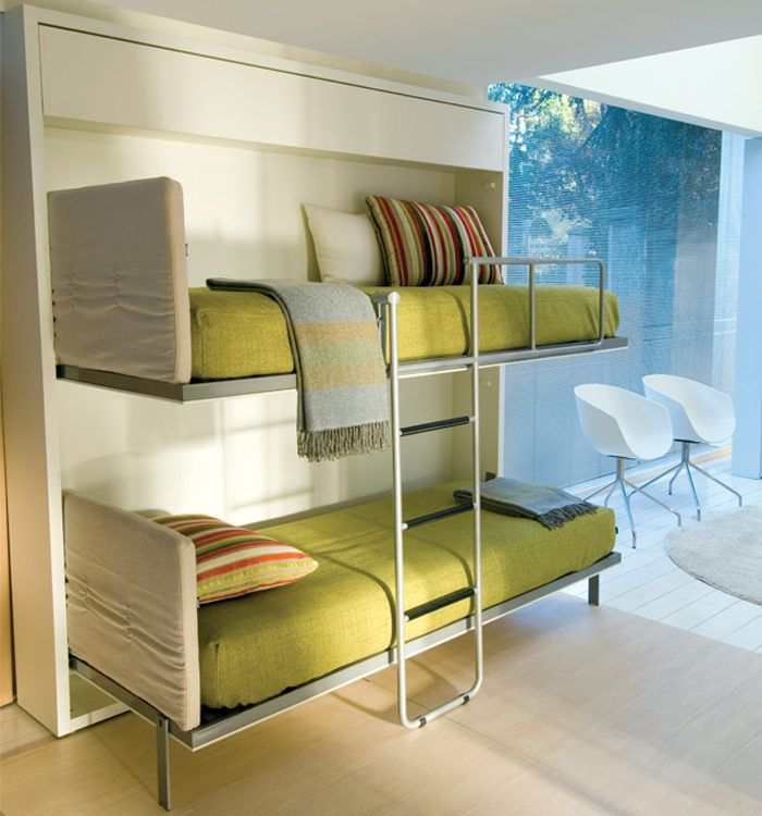 The Lollipop In Is A Twin Size Bunk Bed System With Additional Upper