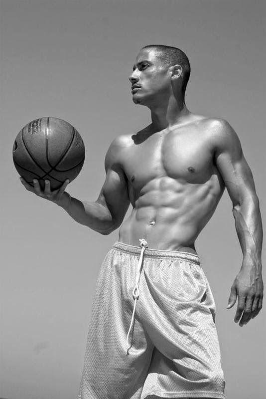 Basketball Players Nude