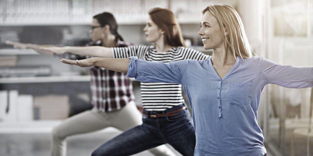 Le sport au travail, facteur de bienêtre et de réussite