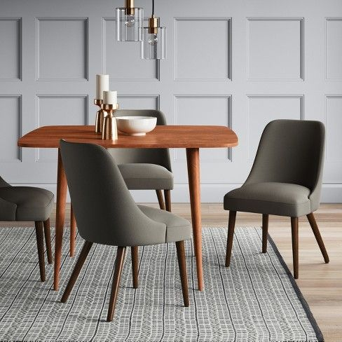 $100 Amherst Mid Century Modern Dining Table   Project 62™ : Target