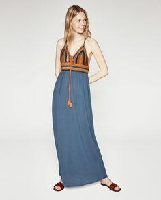 Long dress zara indonesia adalah