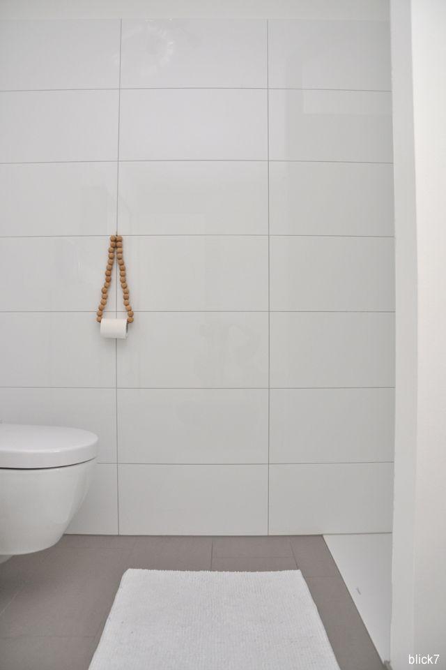 DIY Holzkugel Toilettenpapierhalter
