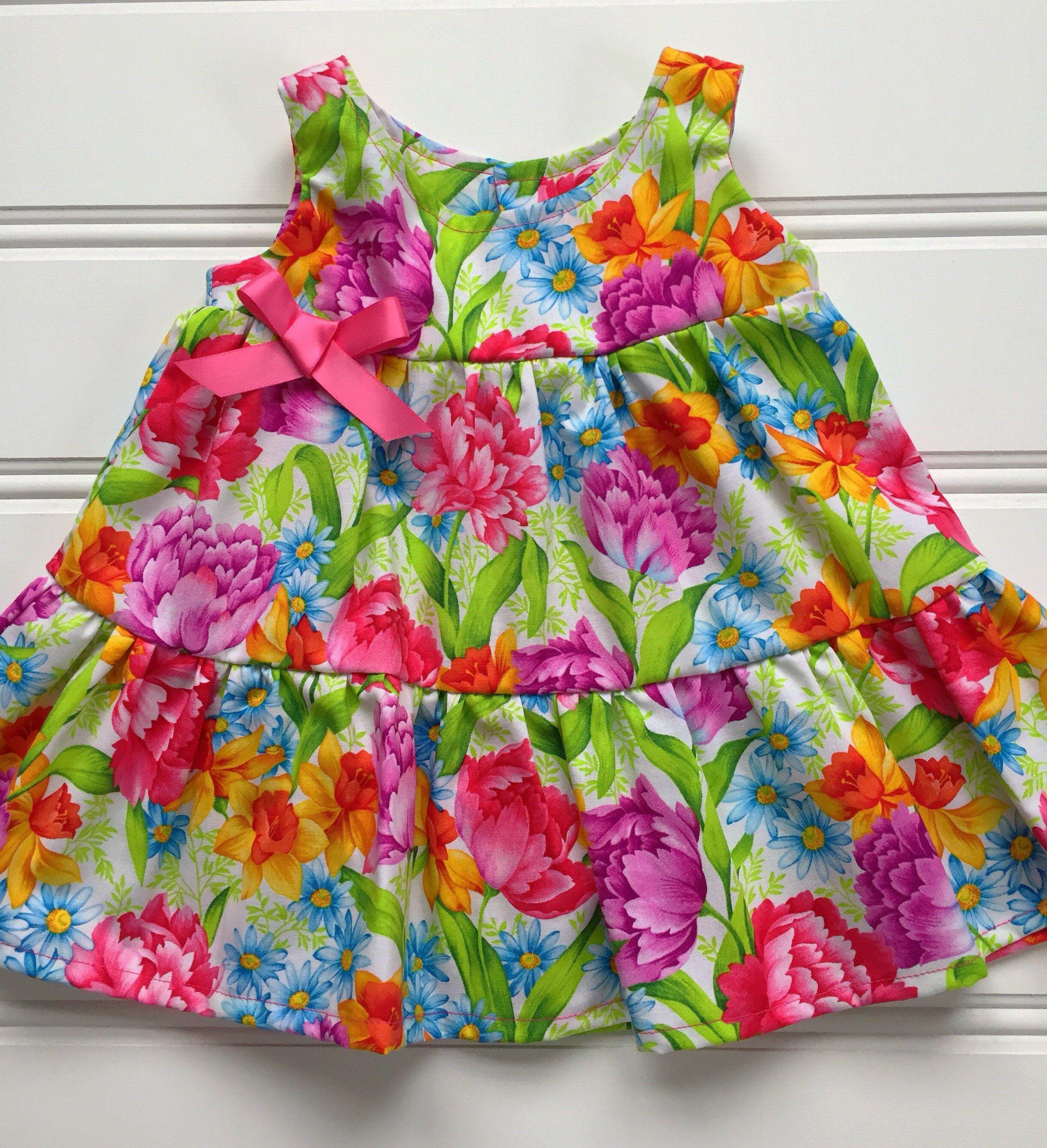 Baby Easter Dress Baby Girl Dress Girl Easter Dress Little Girl