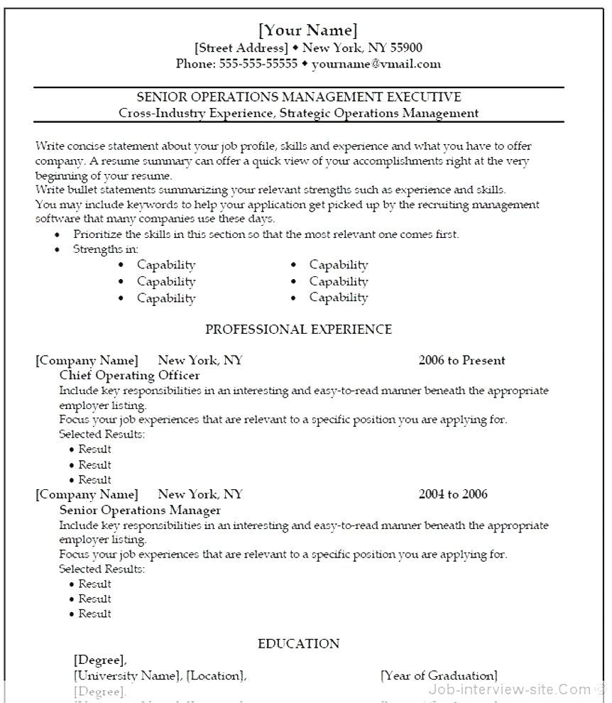 Resume Templates Office 365 office resume