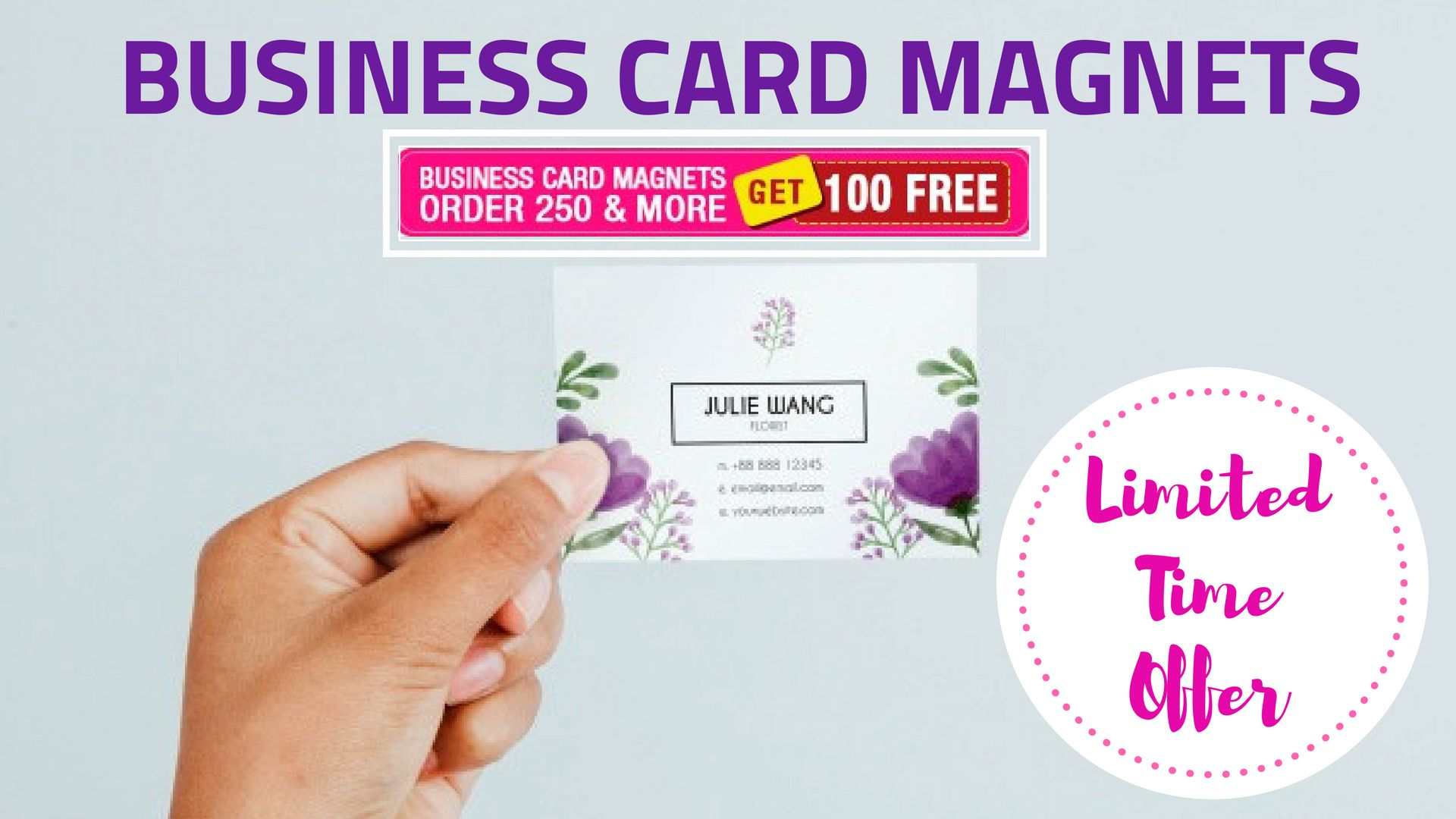 A Budget Friendly Way To Popularize Your Brand And Engage The Audience In A Light Hearted Way Businessc Magnetic Business Cards Business Cards Custom Magnets