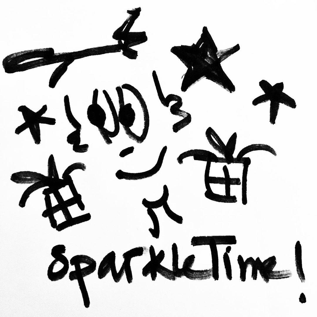 #party#sparkletime#phonedoodle#partyguy#partyinvitations #illust#xmasiscoming#mi... #doodlemeeting #illustrator #illust⭐️ #mindfulliving #party #partyguy #PartyInvitations