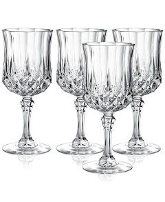 Cristal D Arques Glassware Collection Crystal