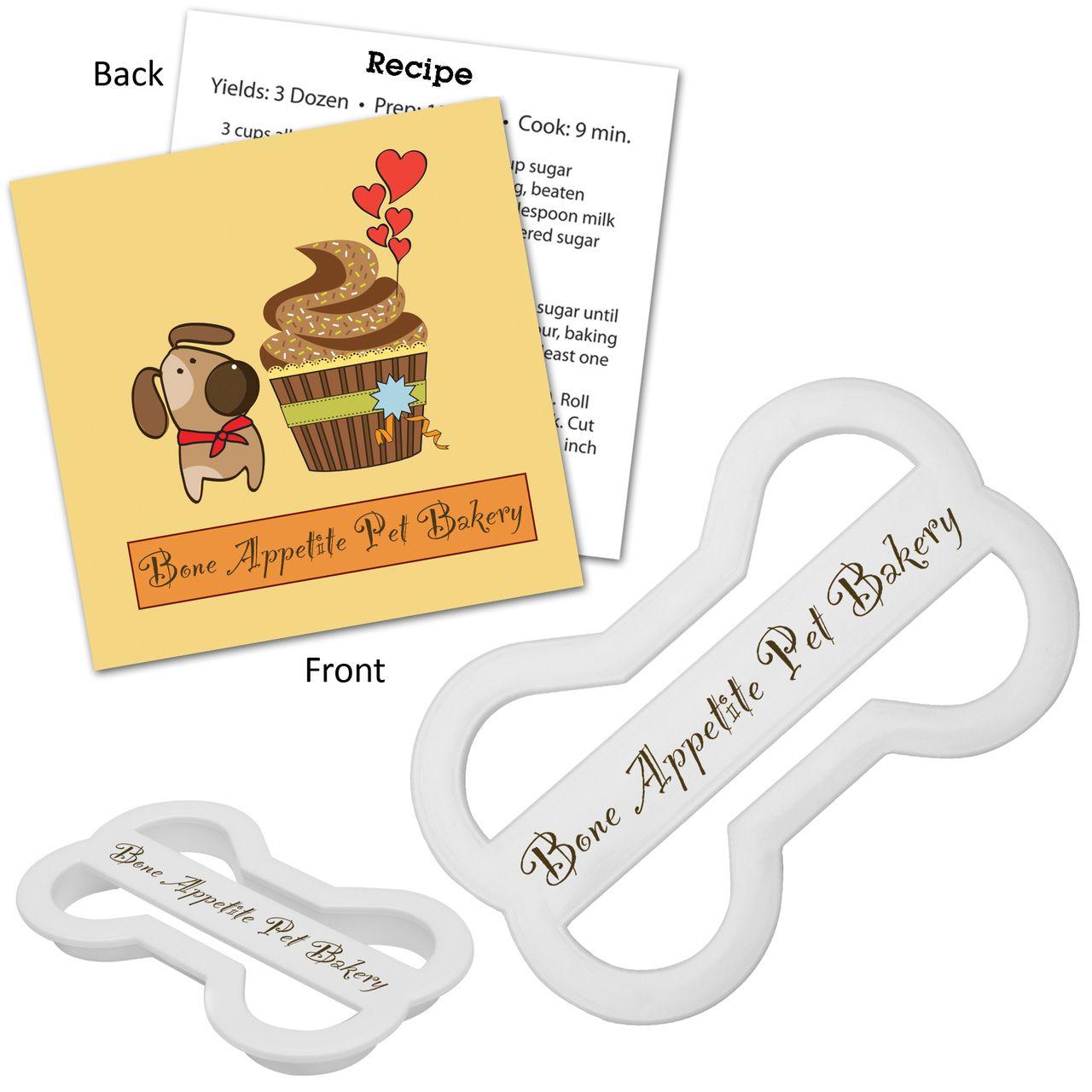 Dog Bone Cookie Cutter Recipe Card 0 0 Star Rating Write A