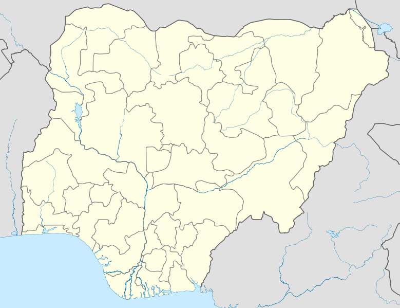 Ilorin Yoruba Cities Pinterest Palace and Location map