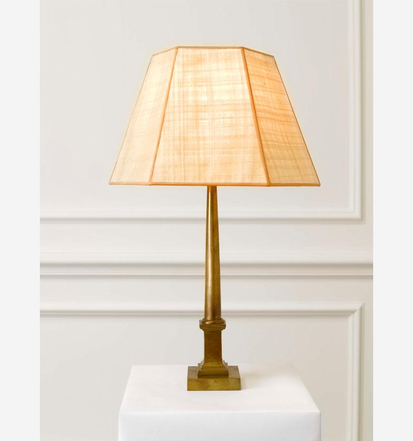 Wickham Lamp Robert Kime Ltd Dressing Table Lamps Lamp Table Lamp