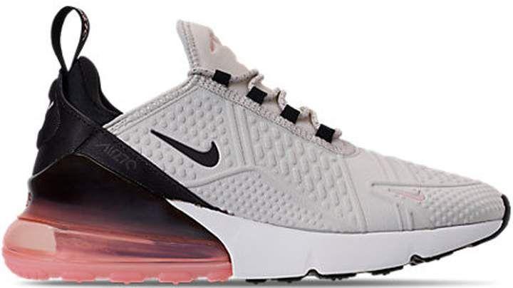 Women's Shoe Nike Air Max 270 SE AR0499 002 Light BoneStorm