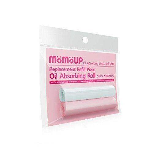Facial blotting papers