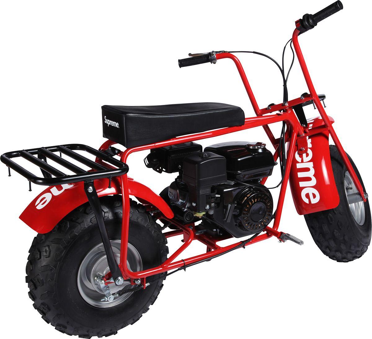 Supreme Coleman Ct200u Mini Bike Supreme Motinha Motos