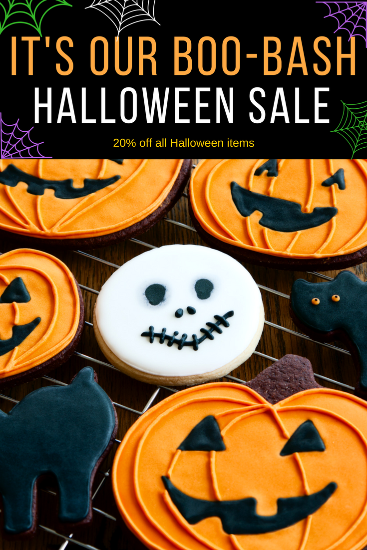 The Boo Bash Halloween Sales Event is almost over!! Head to the ...