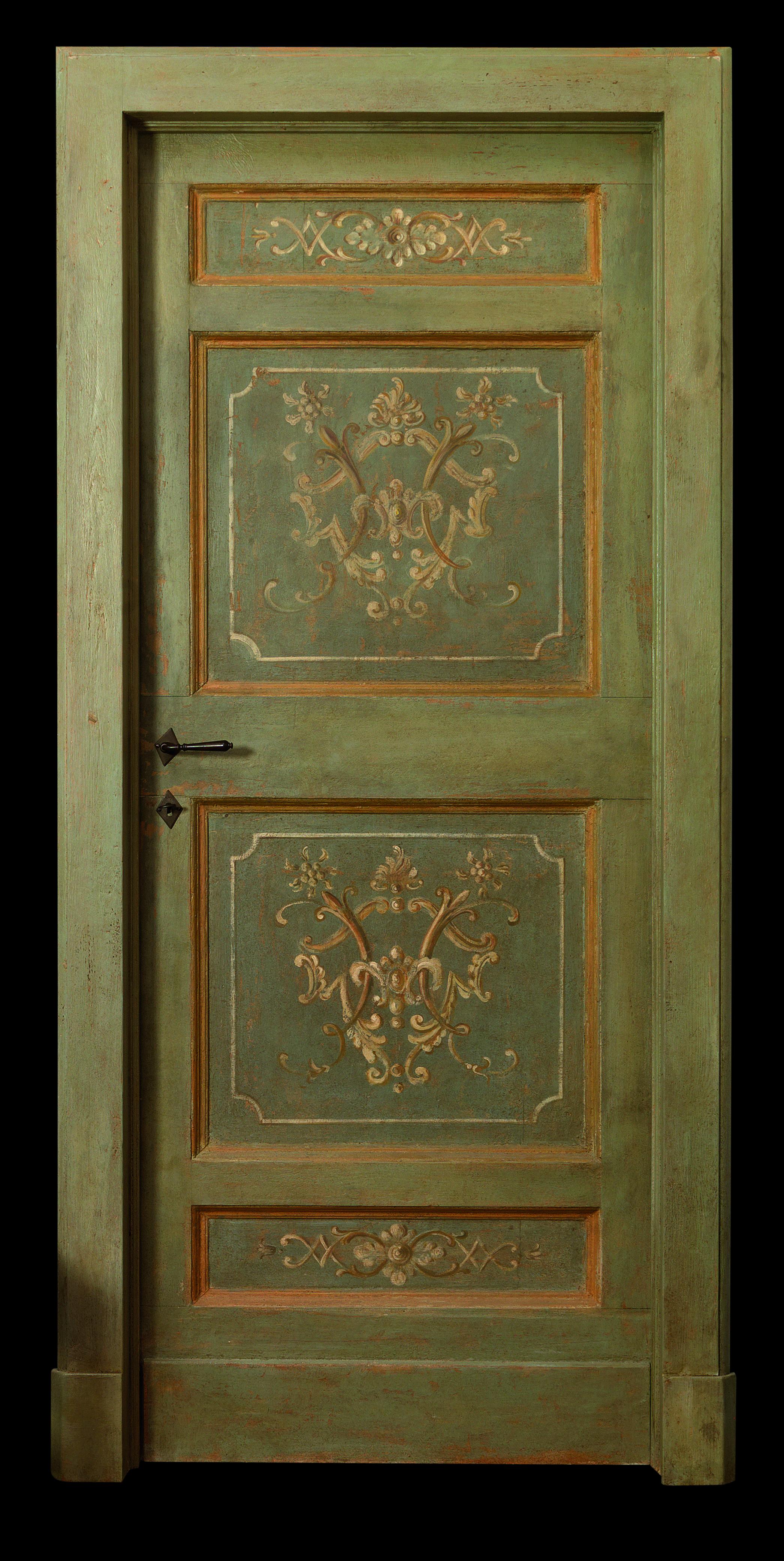Chalk Paint Per Porte goodwin image by karen | painted doors, stenciled doors