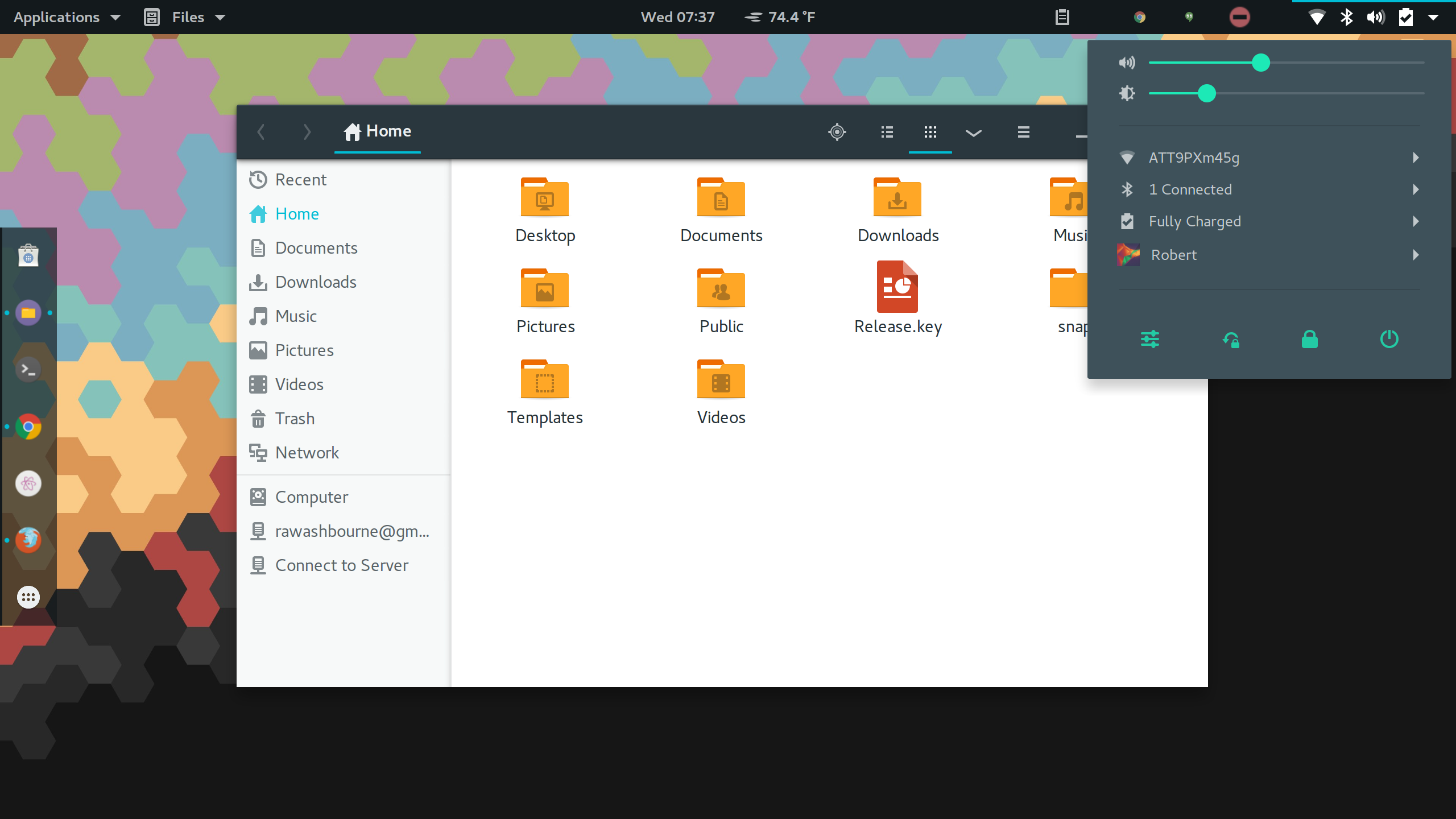 GNOME Shell has some good looks by default, but it can be